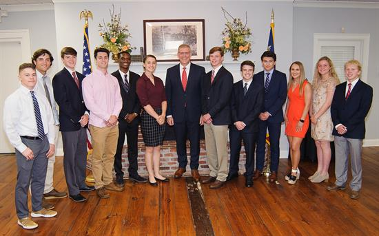 Students from Georgia's 11th Congressional District Receive